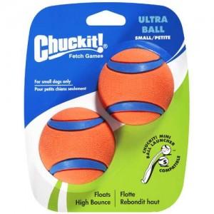 Chuckit Ultra Ball 2 stuks