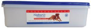 Productafbeelding voor 'Bewaarbox voor hondenworst 1kg'
