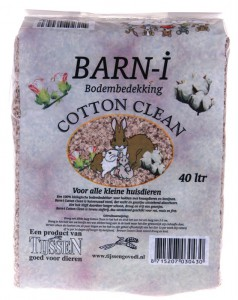 Productafbeelding voor 'Bodembedekking Cotton Clean - Barn-i'