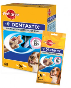 Productafbeelding voor 'Pedigree - Dentastix - Medium'