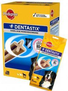 Productafbeelding voor 'Pedigree - Dentastix - Maxi'