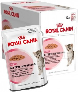 Royal Canin - Wet - Kitten Instinctive