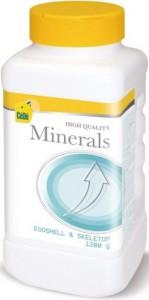 Cede Minerals Mineralen