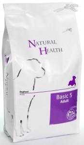 Natural Health Dog - Basic 5 Adult