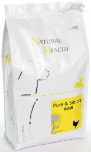 Natural Health Dog - Pure & Simple Adult