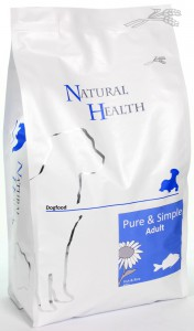 Natural Health Dog - Fish & Rice Adult