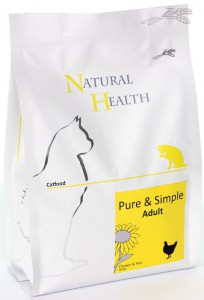 Natural Health Cat - Pure & Simple Adult