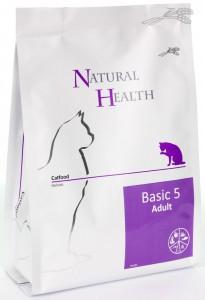 Natural Health Cat - Basic 5 Adult