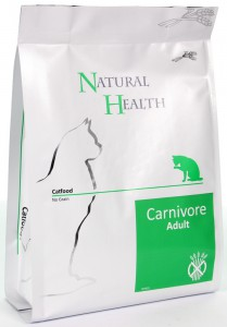 Natural Health Cat - Carnivore Adult