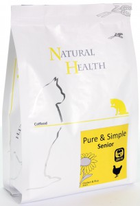 Natural Health Cat - Pure & Simple Senior