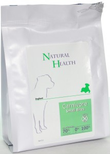 Natural Health Dog - Carnivore Small Bite