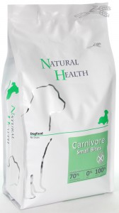 Productafbeelding voor 'Natural Health Dog - Carnivore Small Bite'
