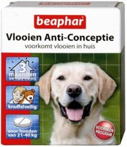 Beaphar - Vlooien Anti-Conceptie Hond