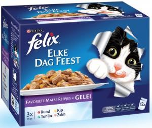 Felix - Elke dag feest - Mix (12x100gr)