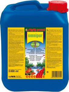 Productafbeelding voor 'Sera Pond - Omnipur'