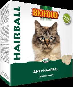 Kattensnoepjes - Anti-Haarbal