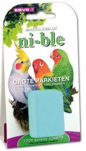 Esve - Nible Piksteen - Grote parkiet