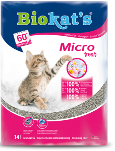 Biokats - Micro Fresh 14ltr