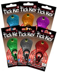 The Tick key (tekenverwijderaar)