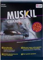 Muskil - Graan Rat en muis