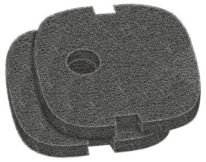Sera - Filtervlies zwart 130