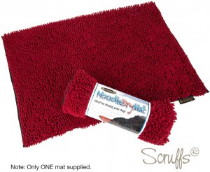 Productafbeelding voor 'Scruffs Noodle Dry Mat'