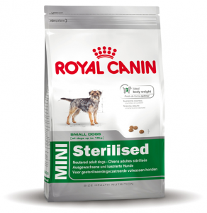 Royal Canin - Mini Sterilised