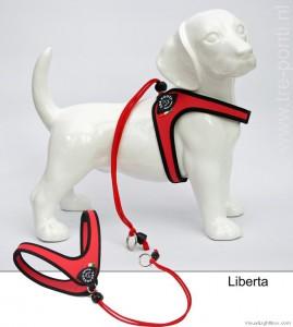 Tre Ponti - Liberta Tuig Basic (rood)