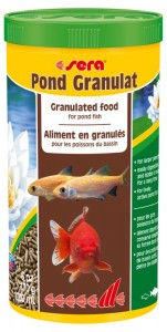 Sera Pond - Granulat