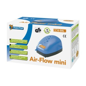Superfish - Air flow luchtpomp