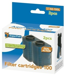 Superfish - Filter Cartridge Aqua-flow 100