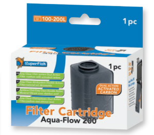 Superfish - Filter Cartridge Aqua-flow 200