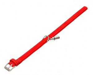 Karlie - Buffalo Halsband Buffelleder (rood)