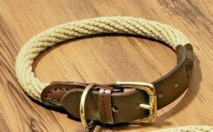 Karlie - Ranger Halsband (natural)