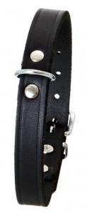 Beeztees - Halsband Zwart Geniet