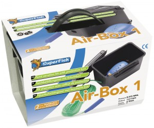Superfish - Air-box