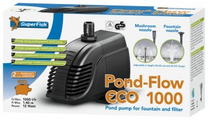 Superfish - Pond Flow