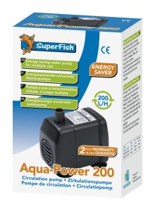 Superfish - Aqua-power Pompen