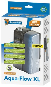 Superfish - Aqua-flow XL bio filter