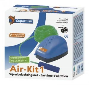 Productafbeelding voor 'Superfish - Air-Kit (vijverbeluchtingsset)'