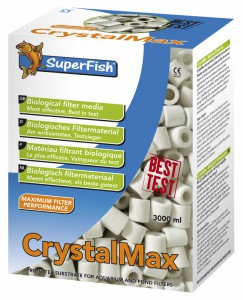 Superfish Crystal Max Filtermateriaal