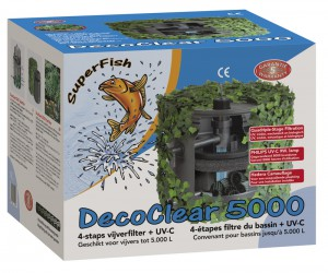 Superfish - Deco Clear 5000 en UVC