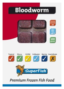 Superfish - Diepvries 500 gram
