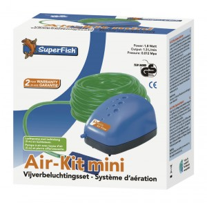 Superfish - Air-Kit (vijverbeluchtingsset)
