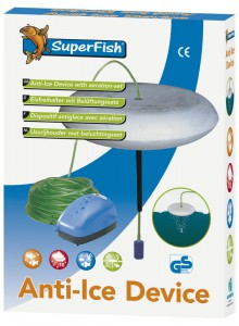 Superfish - IJsvrijhouder & Beluchting
