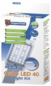 Productafbeelding voor 'Superfish - Qube LED 40'