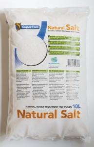Superfish - Natuur zout