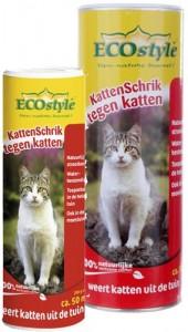 Productafbeelding voor 'ECOstyle - KattenSchrik tegen katten'