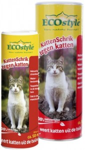 ECOstyle - KattenSchrik tegen katten