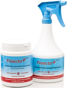Finecto+ - Bloedluis Protect en Oral (Combinatie)